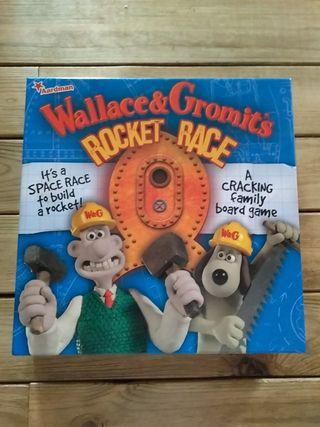 Wallace and Gromit's Rocket Race | Juego de mesa