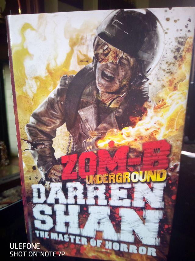 Zom-B Underground Book