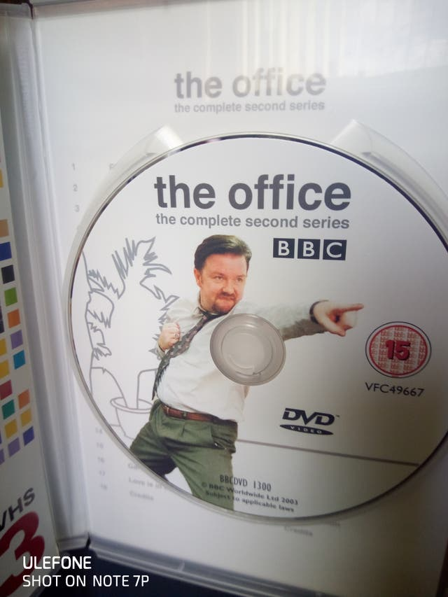 The Office DVD
