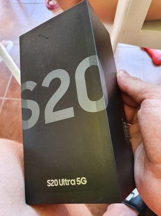 SAMSUNG S20 ULTRA 5G DUAL SIM SIN ABRIR