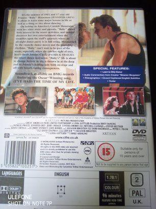 Dirty Dancing DVD