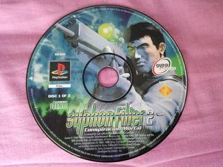 Syphon Filter 2 Para PlayStation 1 ps1