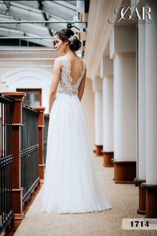 Vestido de novia 36/38