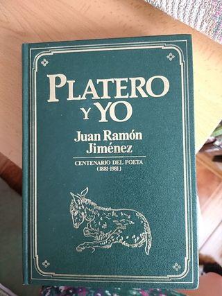 Platero y yo de Juan Ramón Jiménez