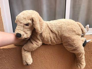 Peluche: Perro grande
