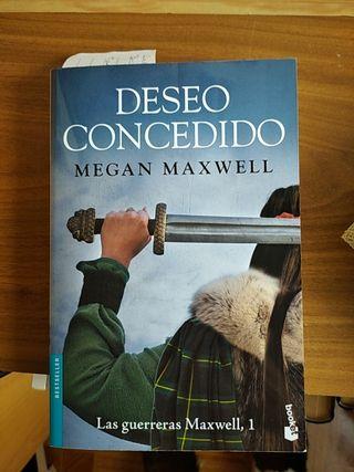deso concedido de Megan Maxwell