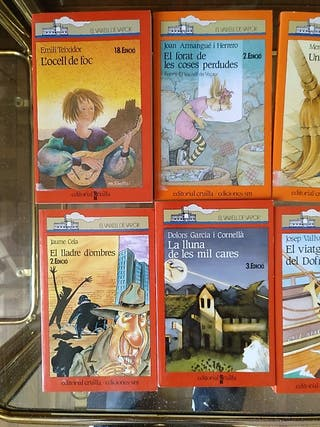 libros juveniles catalanes en catalán