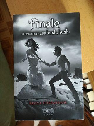 el esperado final de la saga de hush, hush