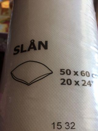 Relleno cojín SLAN Ikea 50x60