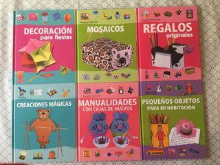 Libros de Manualidades para todo el año