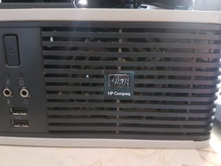 HP Compaq intel V-PRO