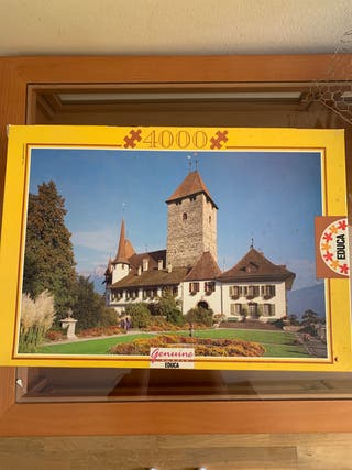 Puzzle 4000 piezas