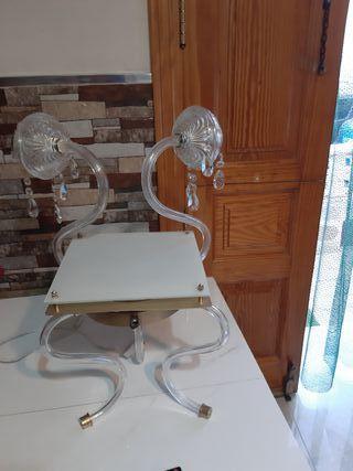 lampara de silla