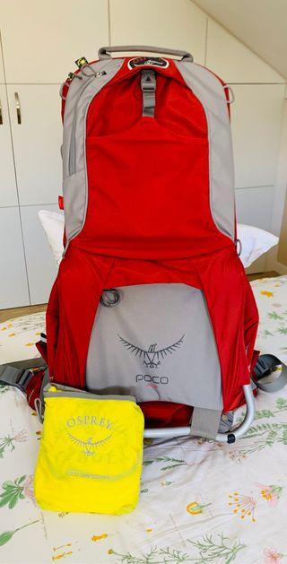 Osprey Porta Bebe Trekking (1 uso)