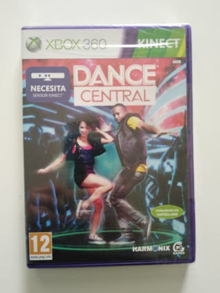 KINECT DANCE CENTRAL y DANCE CENTRAL 3 XBOX360