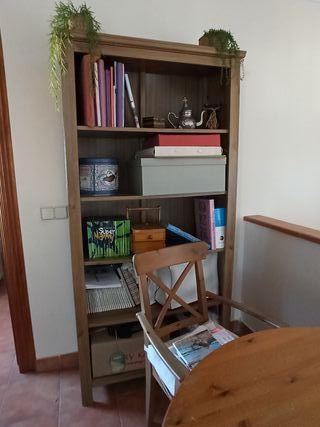 Mueble estantería libreria