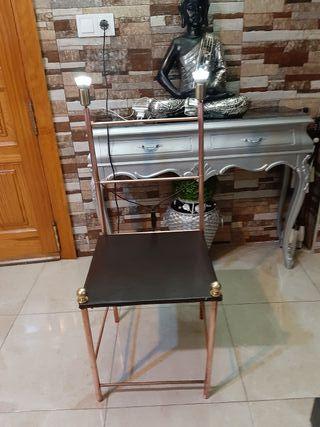 silla de lampara