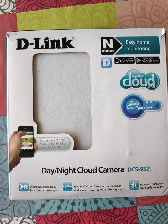 Vigilancia bebé D- LINK DCS-932L