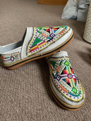 Handmade shoes/indoor shoes