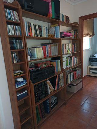 Muebles estanterias