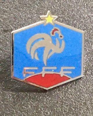 Pin federación de fútbol Francia