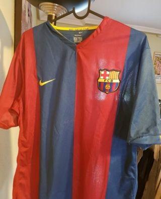 Camiseta FC Barcelona. Temporada 2005-2006