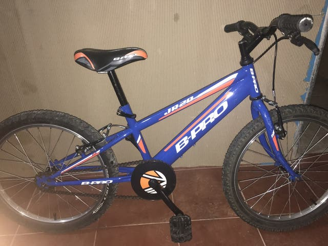 Bicicleta B-PRO niño