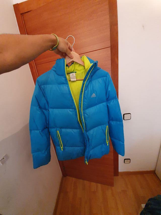 chaqueta Adidas plumas