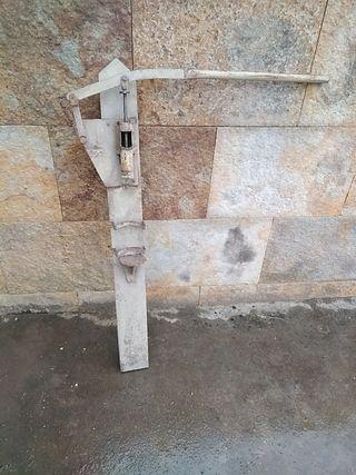 prensa manual corchar