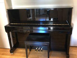 Piano vertical Kawai kx15 + banqueta