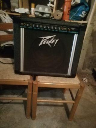 Peavey Express 112 amplificador guitarra 65 watts