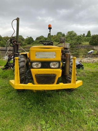 Tractor Pasquali 980e
