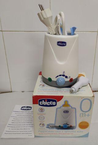 Calienta biberones CHICCO (Casa+Coche)