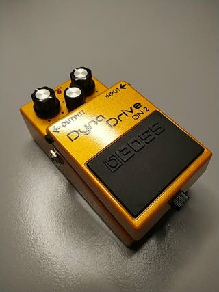 Pedal overdrive Boss Dyna Drive DN-2