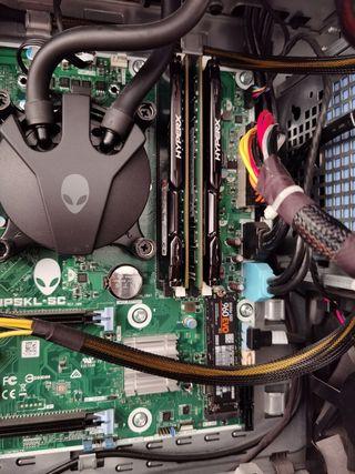 Alienware aurora pc gamer