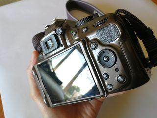 Cámara fotografía nikon D-5200