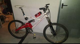 bici suspension total MARIN
