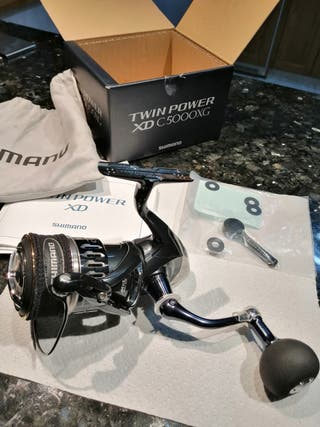 Shimano twin power 5000 XG