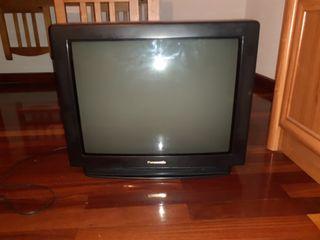 Televisor antiguo,panasonic