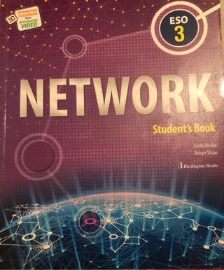 Network student's Book 3ESO
