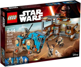 LEGO 75148 Encounter on Jakku