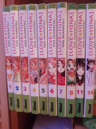 Comics Manga Love Hina