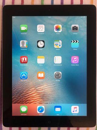 iPad 2 Wi-Fi 16GB Black + Soporte con altavoz