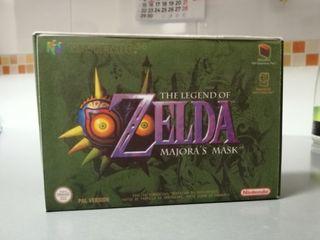 Zelda Majoras Mask Nintendo 64