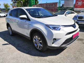 TOYOTA RAV4 hybrid 2WD Feel! Edition