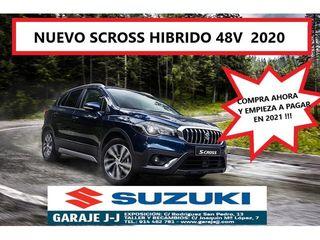 Suzuki S-Cross 1.4 DITC Mid Hybrid GLX 95 kW (129 CV)