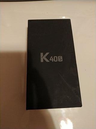 Movil LG K40S a estrenar