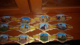 vitolas de capote de castillo