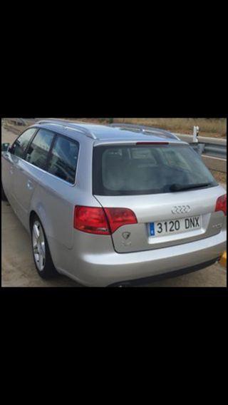 Audi A4 Avant 3.0tdi quattro