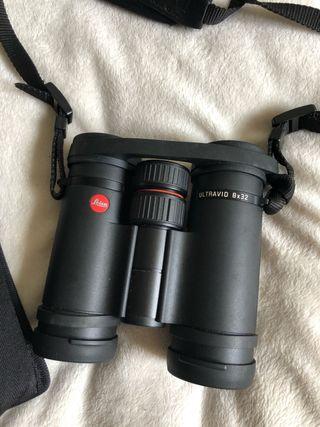 Prismáticos Leica 8x32